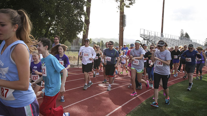 14th Annual Family Fun Run